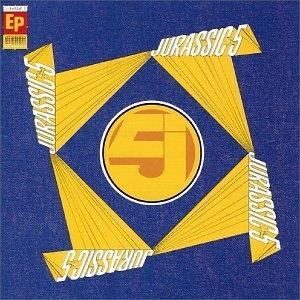 Jurassic 5 EP album cover