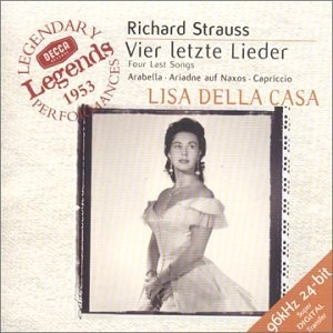 Strauss: Arabella album cover