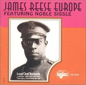 Featuring Noble Sissle album cover