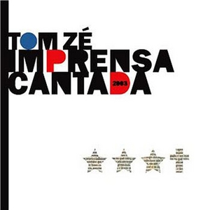 Imprensa Cantada album cover