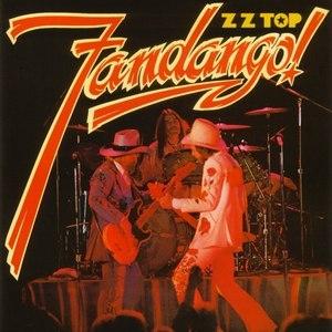 Fandango album cover