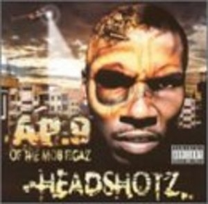 Headshotz album cover