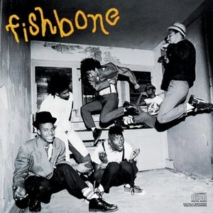 Fishbone EP album cover