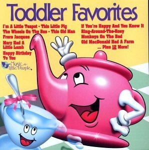 Toddler Favorites (Rhino) album cover