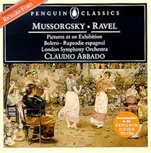 Mussorgsky: Pictures At An Exhibition~ La Valse album cover