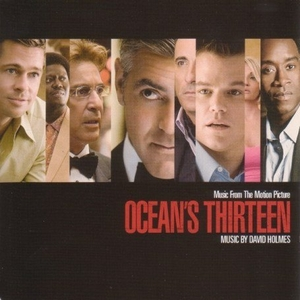 Ocean's Thirteen album cover
