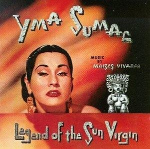 Legend Of The Sun Virgin album cover