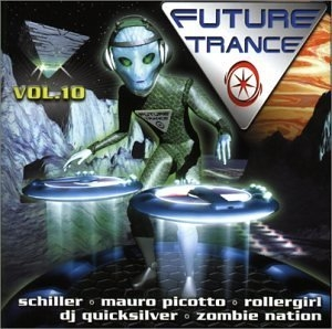 Future Trance Vol.10 album cover