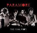The Final RIOT! album cover