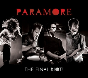 The Final RIOT! album cover