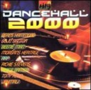 Dancehall 2000 album cover