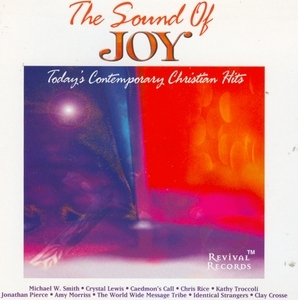 The Sound Of Joy: Today's Contemporary Christian Hits album cover
