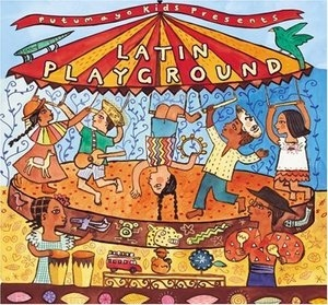 Putumayo Presents: Latin Playground album cover