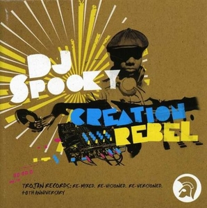 Creation Rebel album cover