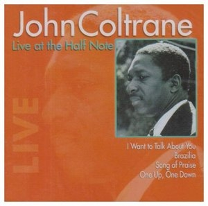 Live At The Half Note album cover