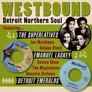 Westbound Detroit Northern Soul album cover