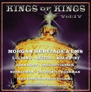 Kings Of Kings Volume 4 album cover