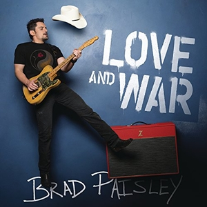 Love And War album cover