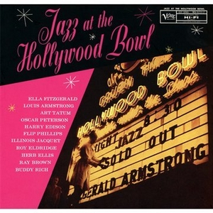 Jazz At The Hollywood Bowl album cover