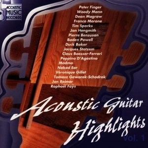Acoustic Guitar Highlights Vol.1 album cover