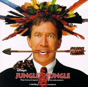 Jungle 2 Jungle (Music From And Inspired By The Motion Picture) album cover