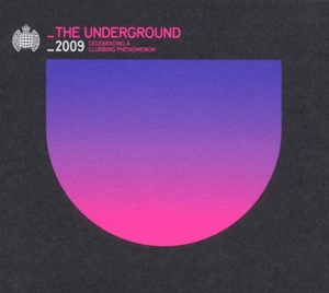 The Underground 2009 album cover