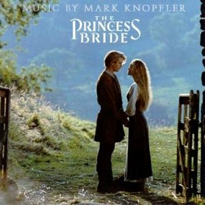 The Princess Bride (Movie Soundtrack) album cover