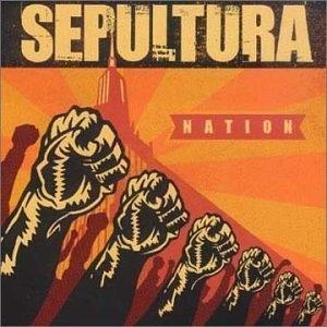 Nation album cover