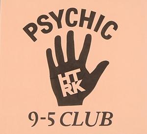 Psychic 9-5 Club album cover
