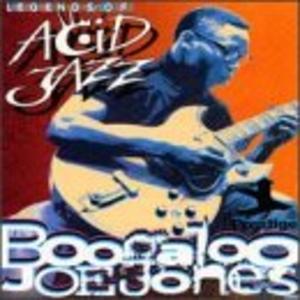 Legends Of Acid Jazz album cover