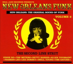 New Orleans Funk Vol. 2 album cover