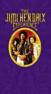 The Jimi Hendrix Experience (MCA) album cover