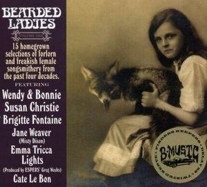 Bearded Ladies, Vol. 1 album cover