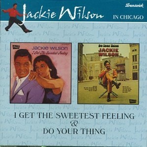 I Get The Sweetest Feeling-Do Your Thing album cover