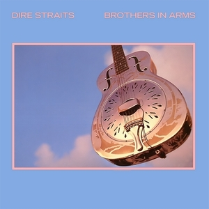 Brothers In Arms album cover
