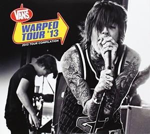 2013 Warped Tour Compilation album cover