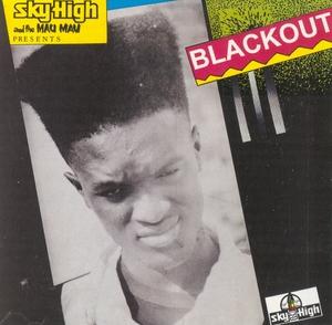 Blackout album cover