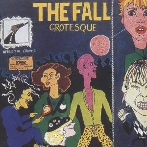 Grotesque (After The Gramme) album cover