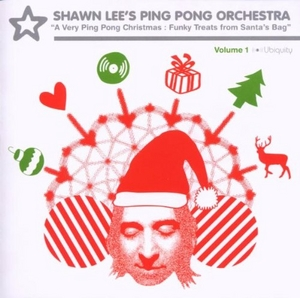 A Very Ping Pong Christmas: Funky Treats From Santa's Bag album cover