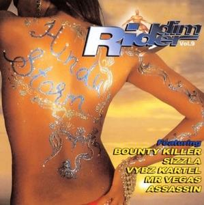 Riddim Rider, Vol. 9: Hindu Storm album cover