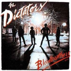Bloodbrothers album cover