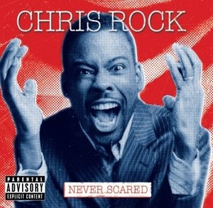 Never Scared album cover