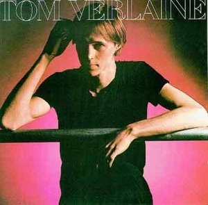 Tom Verlaine album cover