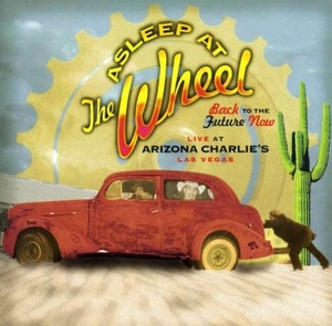 Back To The Future Now: Live At Arizona Charlie's album cover