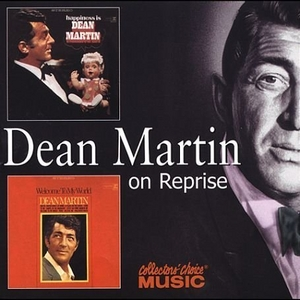 Happiness Is Dean Martin~ Welcome To My World album cover