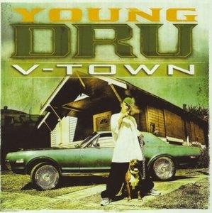 V-Town album cover