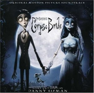 Corpse Bride: Original Motion Picture Soundtrack album cover
