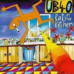 Rat In The Kitchen album cover