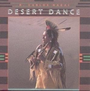 Desert Dance album cover