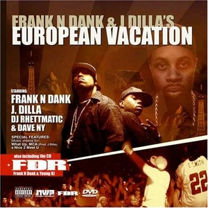 European Vacation album cover